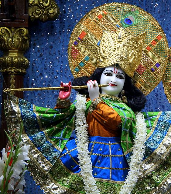 ISKCON Juhu Mangal Deity Darshan on 3rd Feb 2020