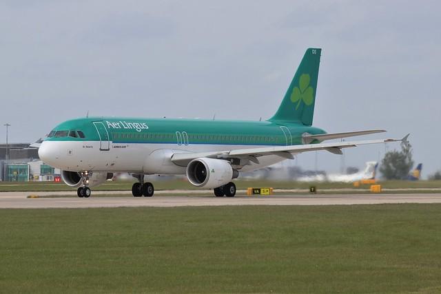 Aer Lingus Airbus A320-200 EI-EDS