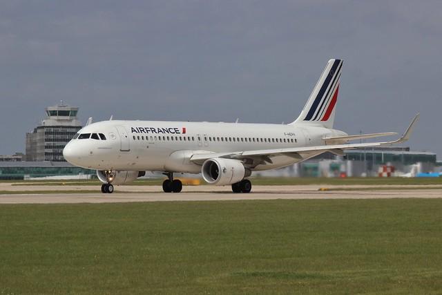 Air France Airbus A320-200 F-HEPH