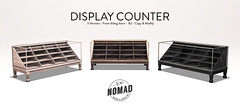 NOMAD // Display Counter