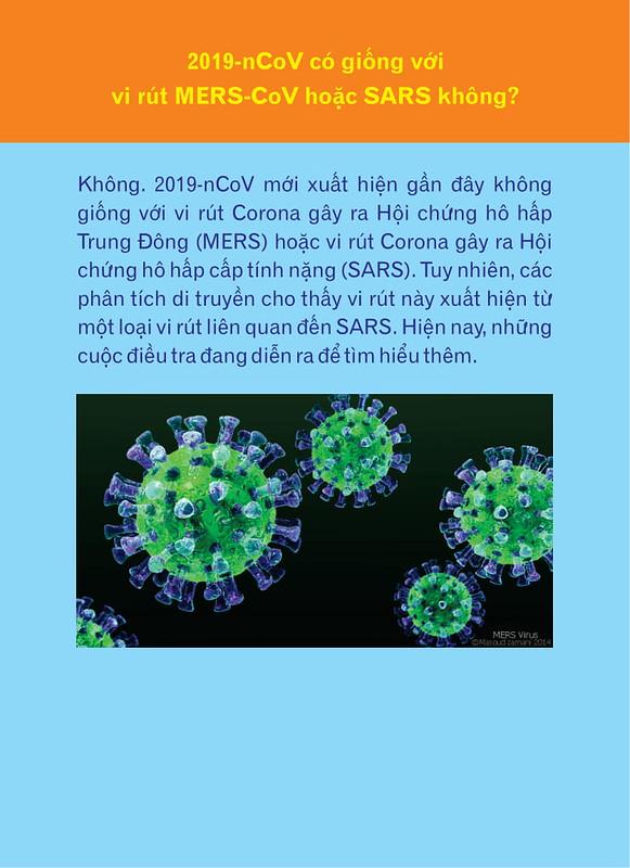 Cẩm nang hỏi đáp về virus Corona