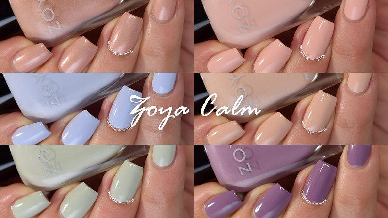 Zoya Calm Collection