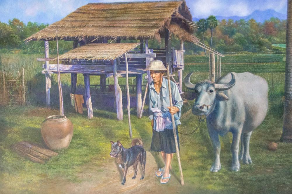 Нан север Таиланда