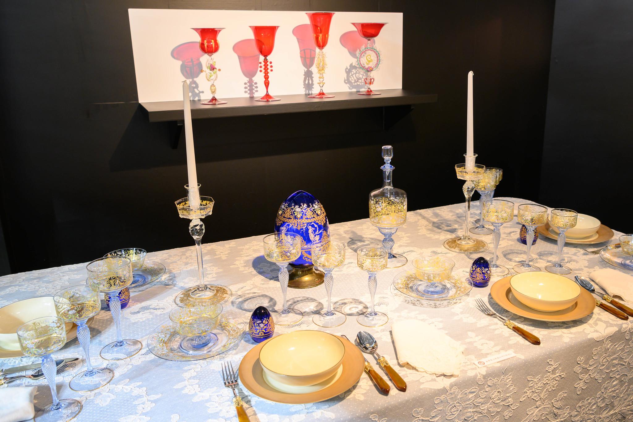 ヴェネチアガラス