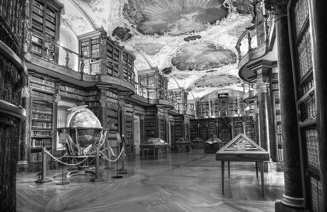 Abbey Library of Saint Gall, 250 years later