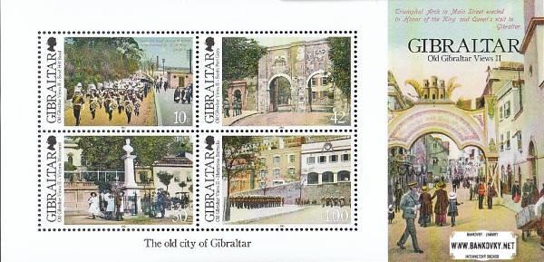 Známky Gibraltar 2012 Starý Gibraltar