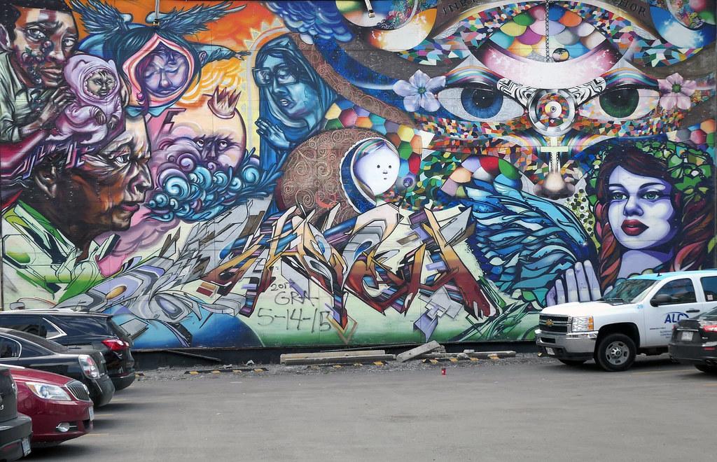 Paint Your Faith. Toronto.