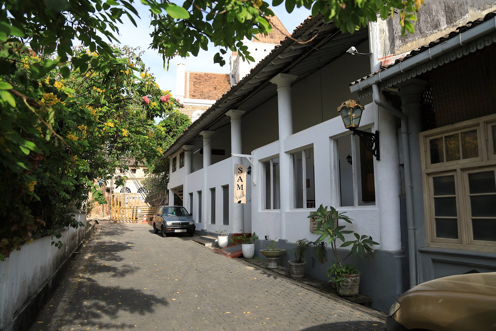 Sam Villas, Galle