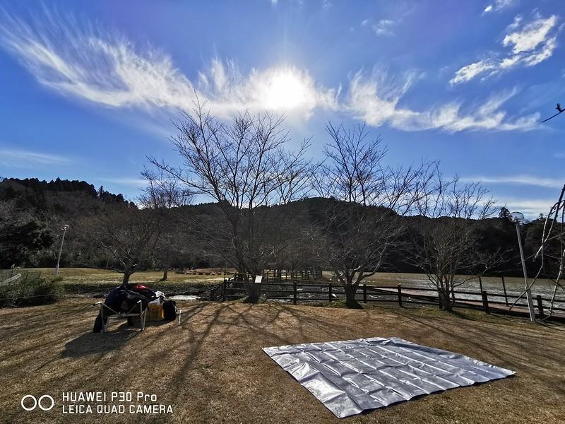 亀山湖畔稲ヶ崎キャンプ場
