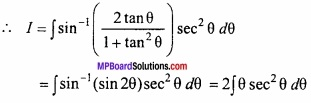 MP Board Class 12th Maths Important Questions Chapter 7 समाकलन img 39