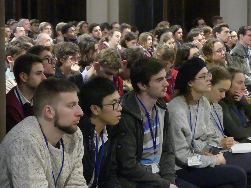 Rencontre nationale des Étudiants Chrétiens en Grandes Écoles
