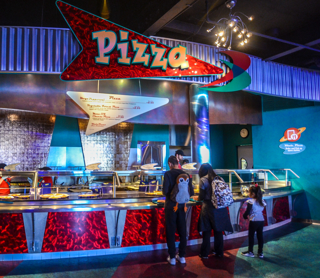 Pizza station Pizza Planet DL
