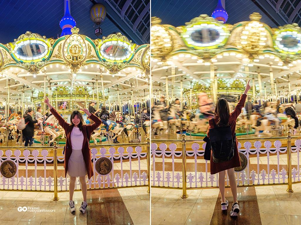 Camelot-Carousel