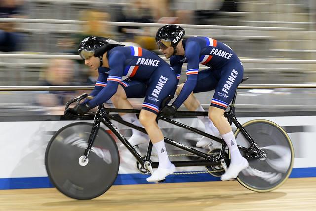 Paracyclisme / Championnat du Monde sur piste 2020, Milton (Canada)