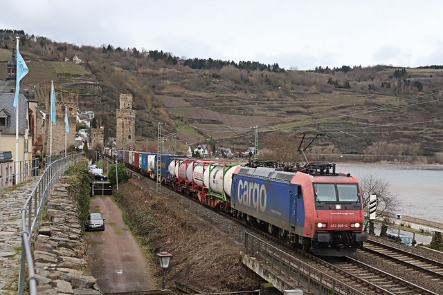 D SBBc 482 008-0 Oberwesel 02-02-2020