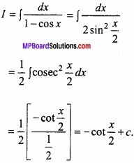 MP Board Class 12th Maths Important Questions Chapter 7 समाकलन img 15