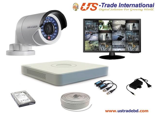 best cctv 1 camera package in sylhet bangladesh