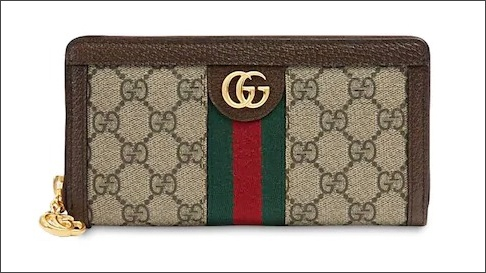 精品輕奢錢包長夾推薦 Gucci