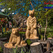 Brother Bear Sculptures