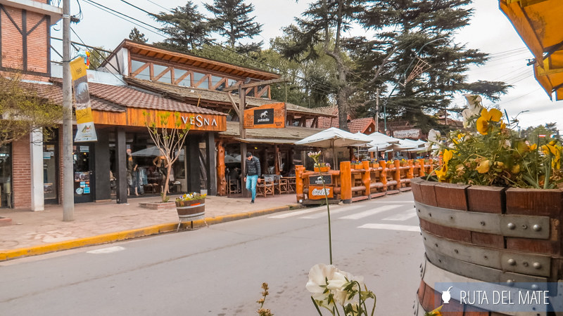 Que ver en los alrededores de Córdoba Capital? pues Villa General Belgrano