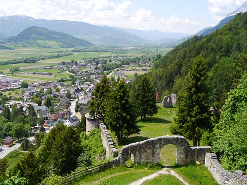 Burgruine [:Wolkenstein:] Castle ruin