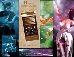 -Elemental- 'Magic Aura System' Advert
