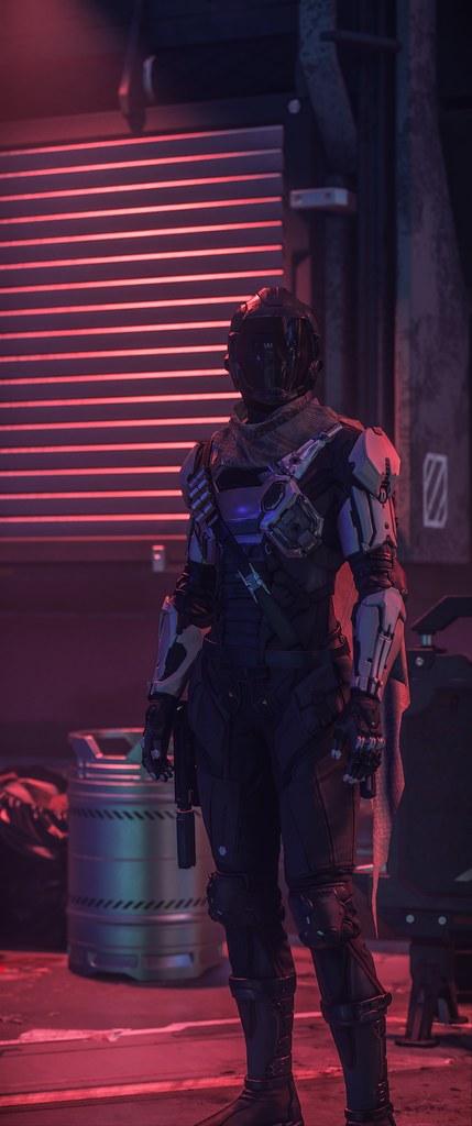 Star Citizen   Arc Corp, Area 18