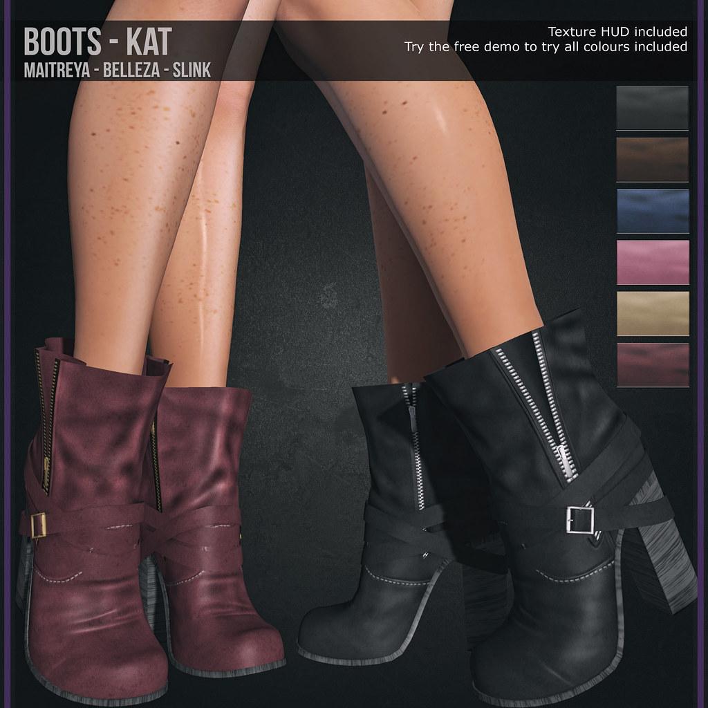 Boots – Kat