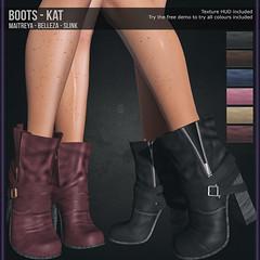 Boots - Kat