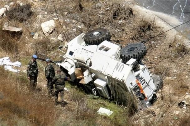 Mideast Lebanon Peacekeepers