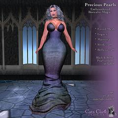 _CCD_ad Precious Pearls Embroidered Borealis Magic