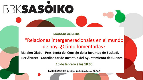 BBKsasoiko Diálogo Abierto sobre Relaciones Intergeneracionales
