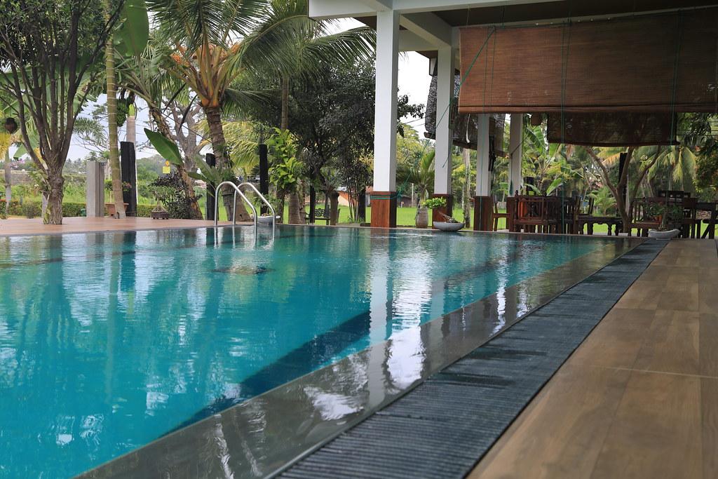 Serene Park hotel, Tissa