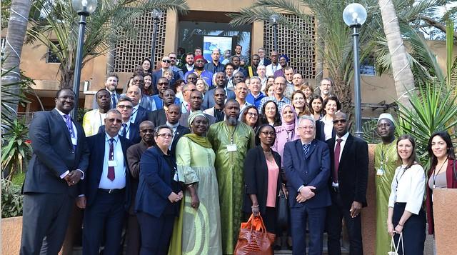Regional Meeting Dakar - Jan. 2020
