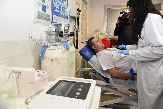 Presentación del programa de electrocardiografía digital