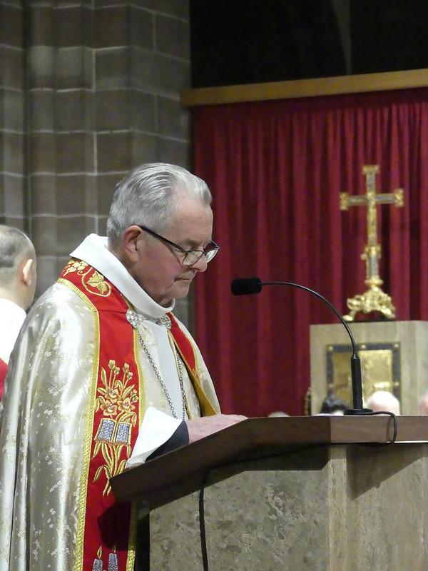 Ordination sacerdotale d'un diacre irakien de rite syriaque catholique