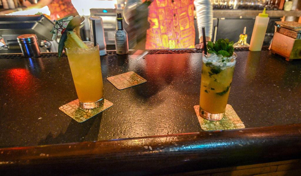 Trader Sam's drinks