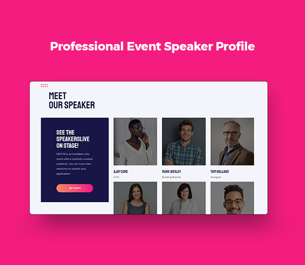 Voonex - Event and Conference Free Shopify Theme