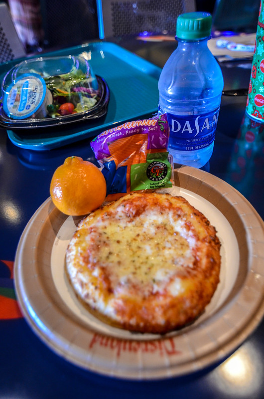 Pizza Planet kids meal DL