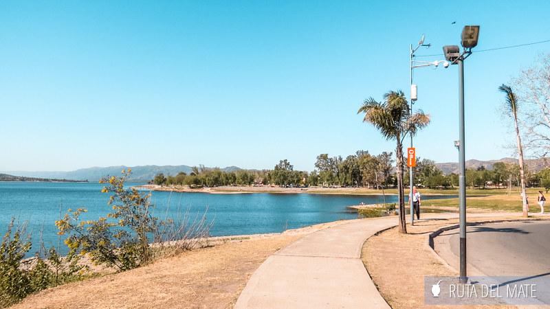 Lago San Roque, Villa Carlos Paz
