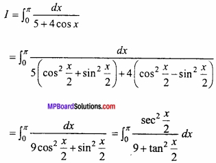MP Board Class 12th Maths Important Questions Chapter 7B निशिचत समाकलन img 29