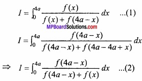 MP Board Class 12th Maths Important Questions Chapter 7B निशिचत समाकलन img 2
