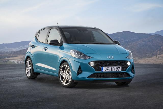 Comprar Hyundai I10 Gen.3