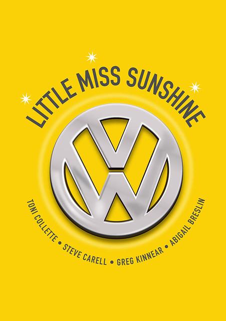 Little Miss Sunshine - Alternative Movie Poster