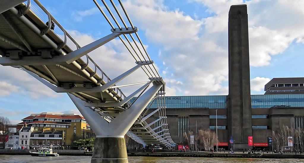 Bezienswaardigheden Londen: Tate Modern | Mooistestedentrips.nl