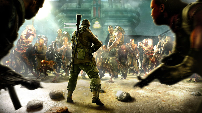 Zombie Army 4 on PS4