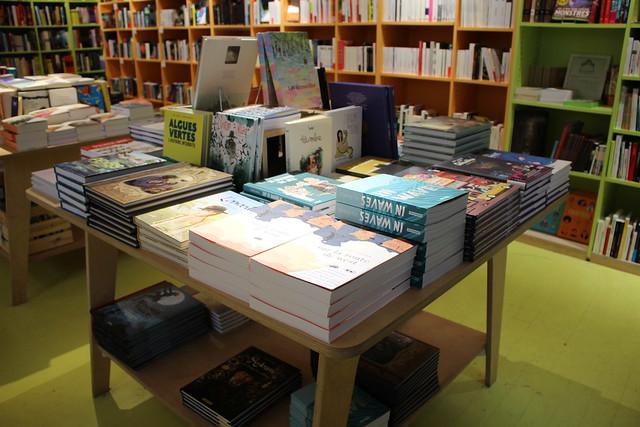 Lilosimages, librairie d'Angoulême