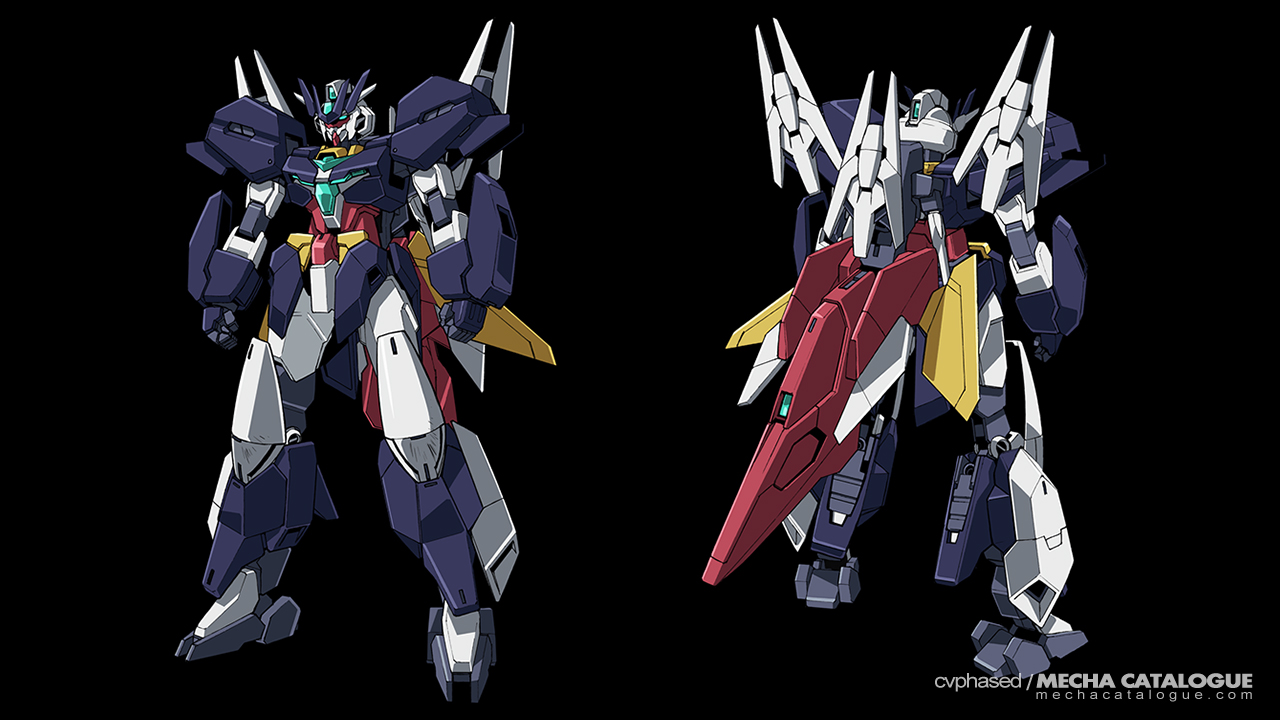 Gundam Build Divers Re:RISE (2nd Season): Core Gundam II and Uraven Gundam