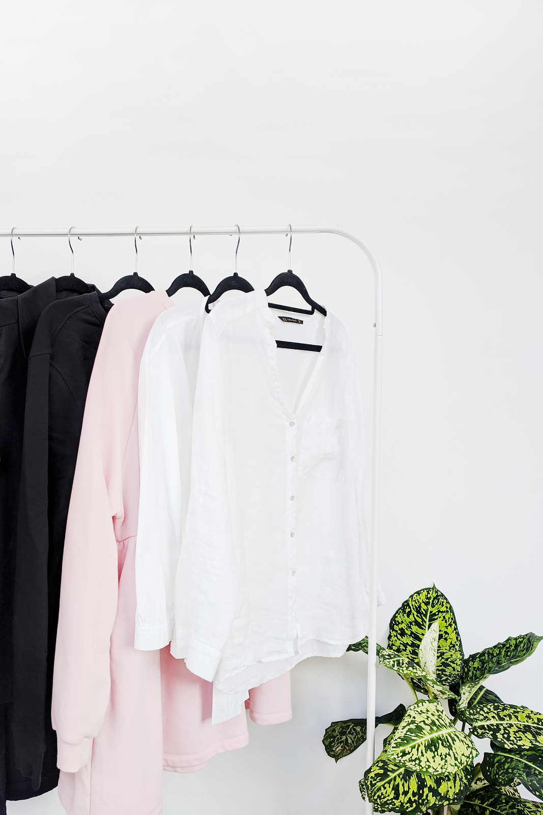 A Wardrobe Declutter For Spring