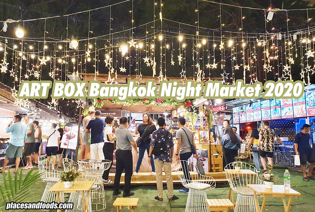 artbox bangkok night market 2020